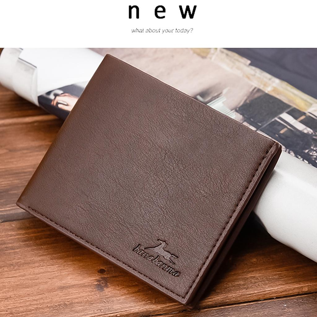 Dompet Pria Import Dompet Pria Dompet Kulit Mens Wallet Import Leather Wallet Fashion Wallet