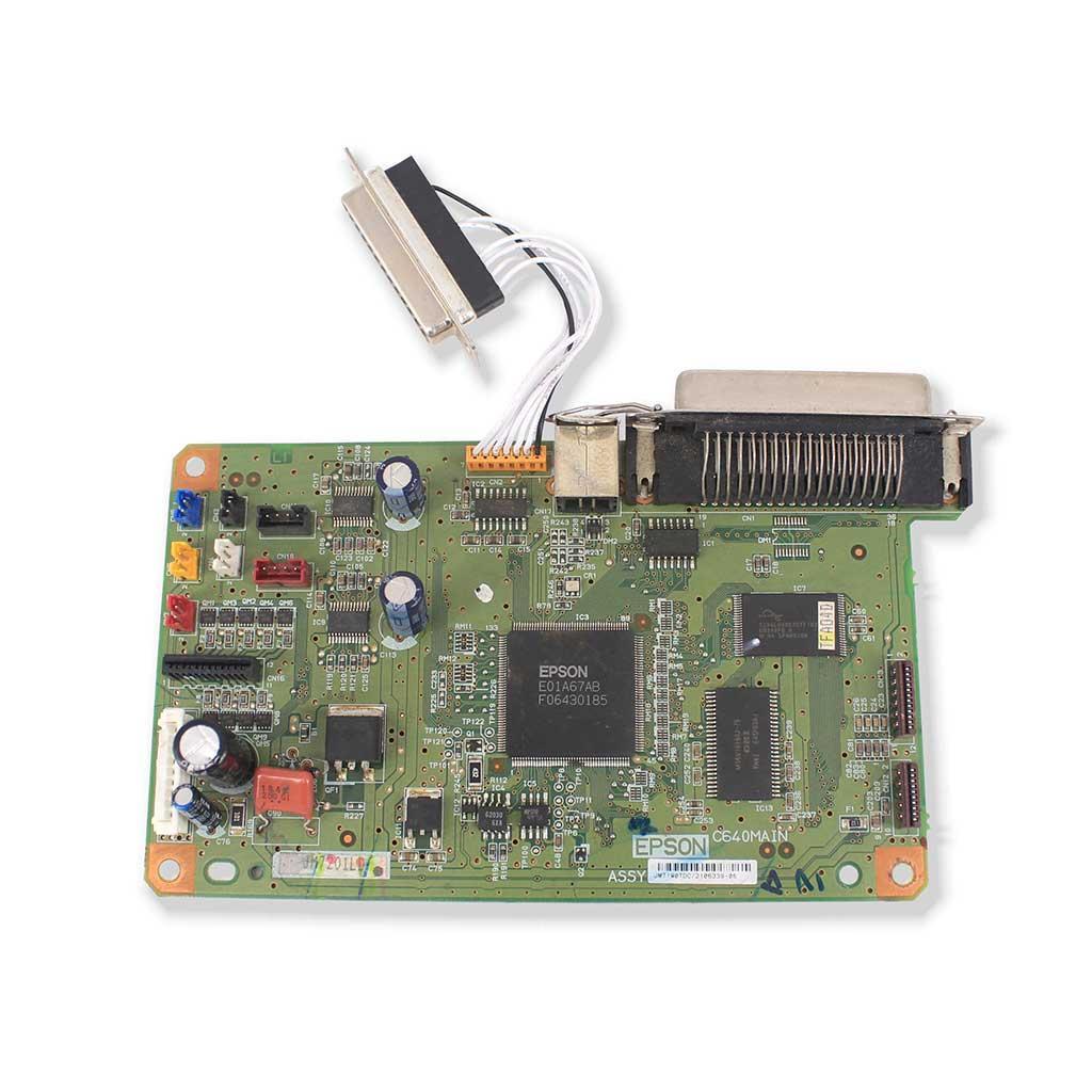 Buy Sell Cheapest Mainboard Epson Tmu Best Quality Product Deals Lq 2190 Fast Print Original Lx300 Ii