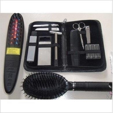 1 set Sisir laser mengatasi rambut rontok&botak/sisir leser 019BHR