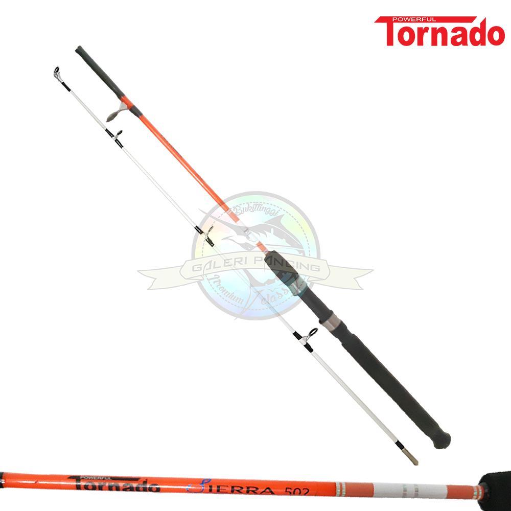 Joran Pancing Tornado Sierra 502 -150cm - Fiber Solid