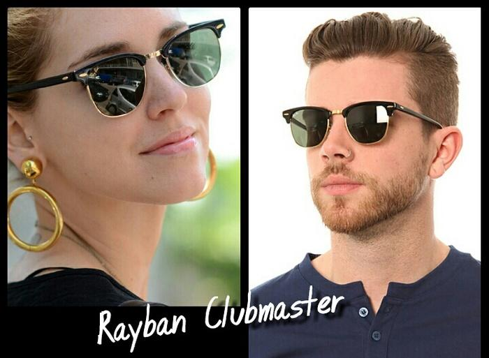 Kacamata Rayban Clubmaster Kualitas Super Premium