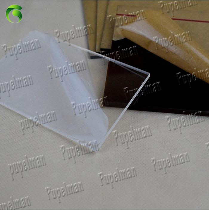 2pcs Ukuran A4 A3 A5 Tebal 3mm 2mm 1.5mm Acrylic Akrilik Lembaran Mika Kaca Bening Tranparan Transparent Display Pajangan Promosi Tent Card Take One Box