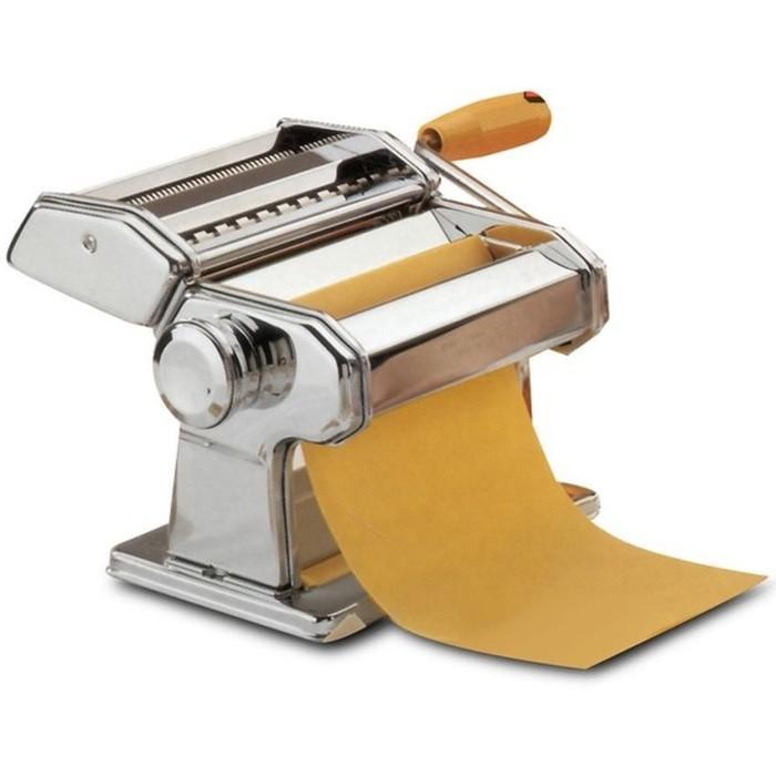 Mesin Gilingan Mie Pangsit Kue Pastel Pisang Molen Pasta Chesee Stick - Lzguv6