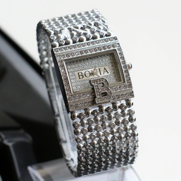 jam tangan wanita bonia murah / jtr 337 silver / Jam tangan wanita / jam tangan model terbaru / jam tangan murah / jam tangan cantik / jam tangan modis / jam tangan elegant