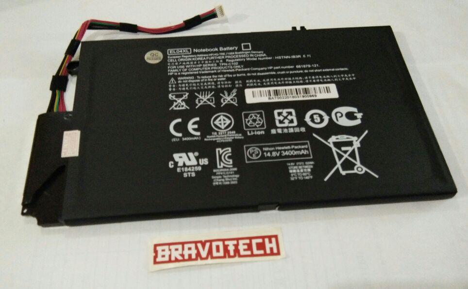 HP Battery Laptop Envy TouchSmart 4-1000 IB3R EL04XL