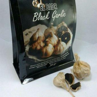 Harga preferensial Black Garlic El Badr Bawang Hitam isi 100gr beli sekarang - Hanya Rp33.