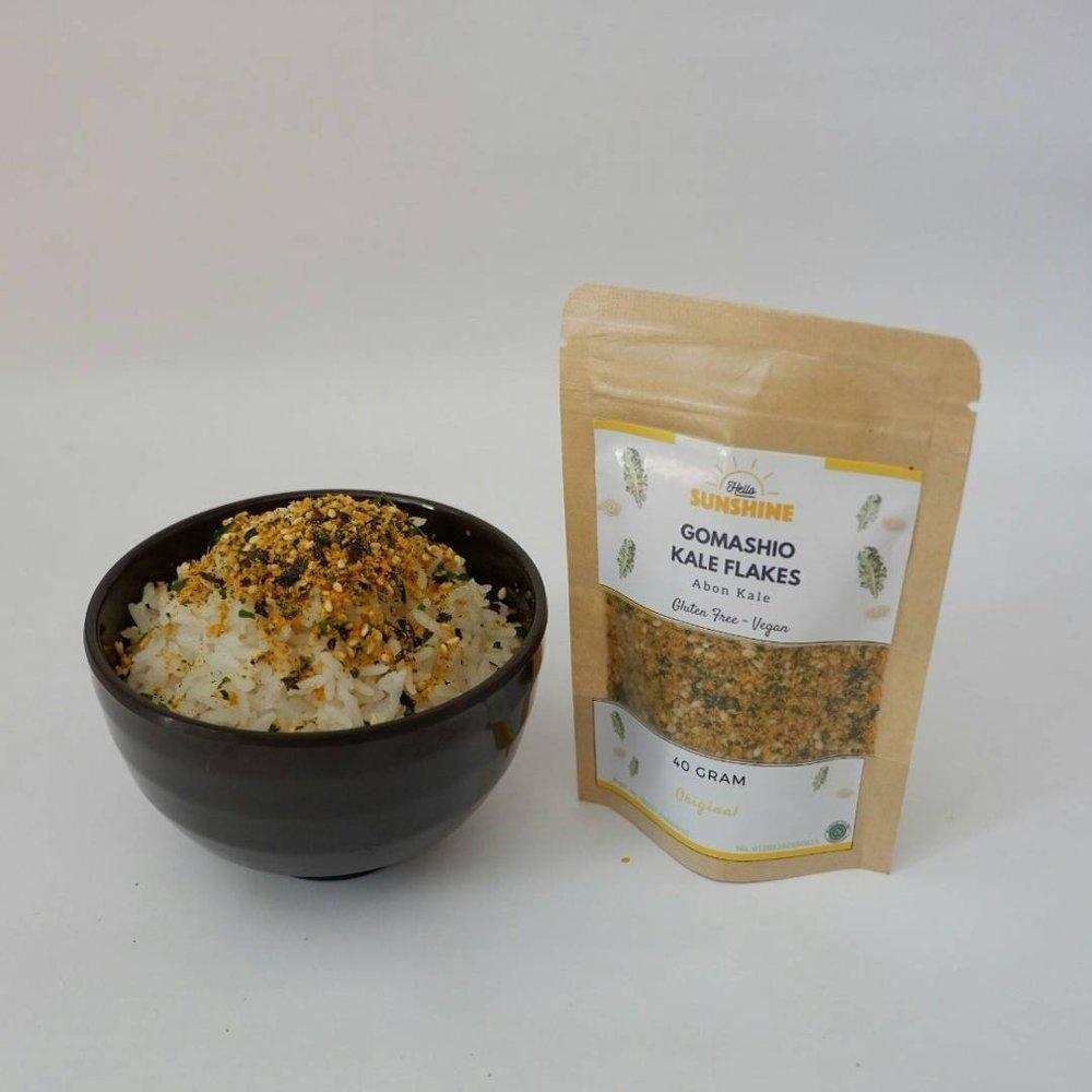 Harga Jual Roti Abon Gulung Billy Khas Papua Rp 180000 Bonco Bayi Premium 50gr Salmon Sunkrisps Gomashio Kale Flakes 40 Gr