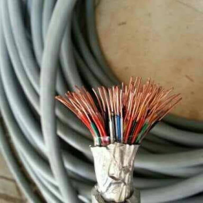 Kabel Telepon ITC 40 Pair ( 40x2x0,6mm ) Merk Supreme