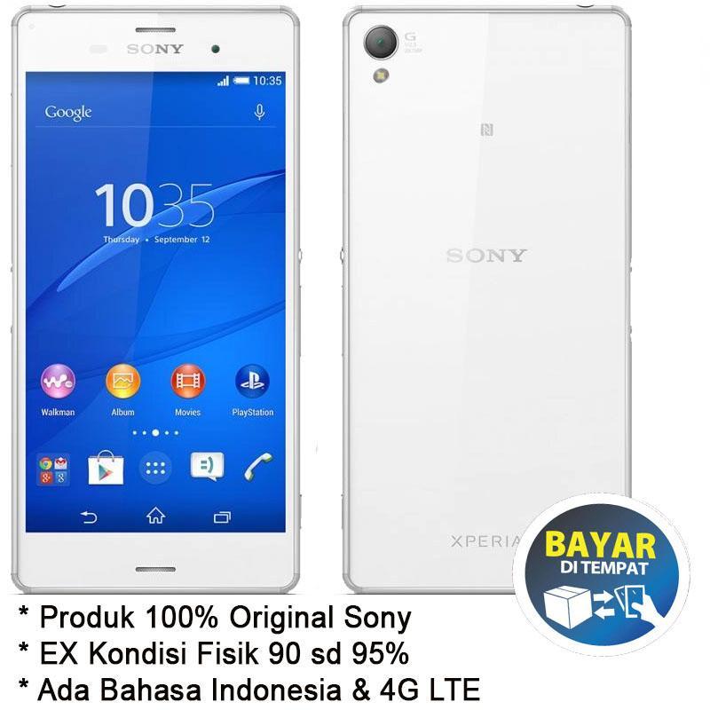 Sony Xperia Z4 Big / Z3+ - Ram 3GB/32GB - Ada B.Indonesia & 4G LTE