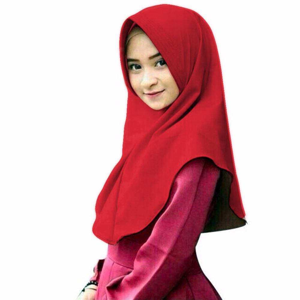 Khimar pet antem simple pet jilbab pet hijab pet wolfis