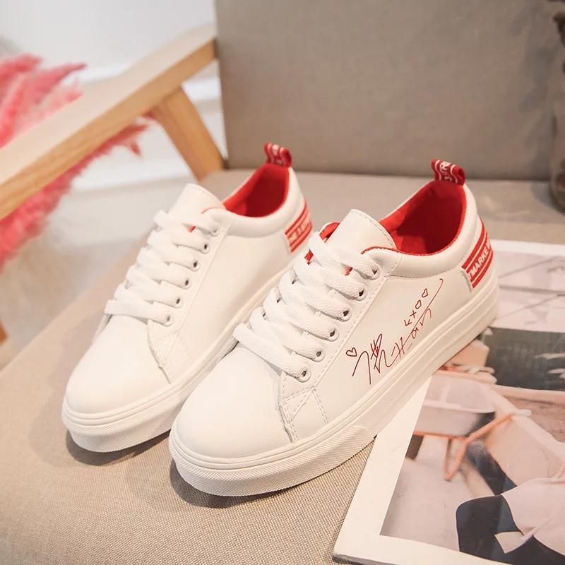 Kiss Shoop-Spatu Sneakers Corak RN