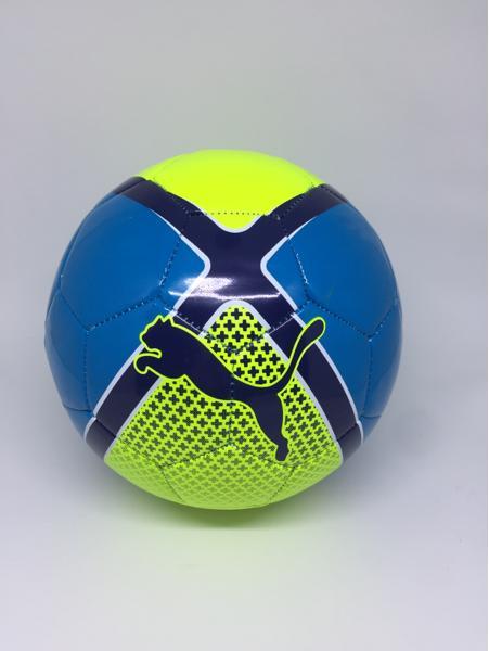 ORIGINAL Bola futsal puma original Evo sala stabilo biru new 2017