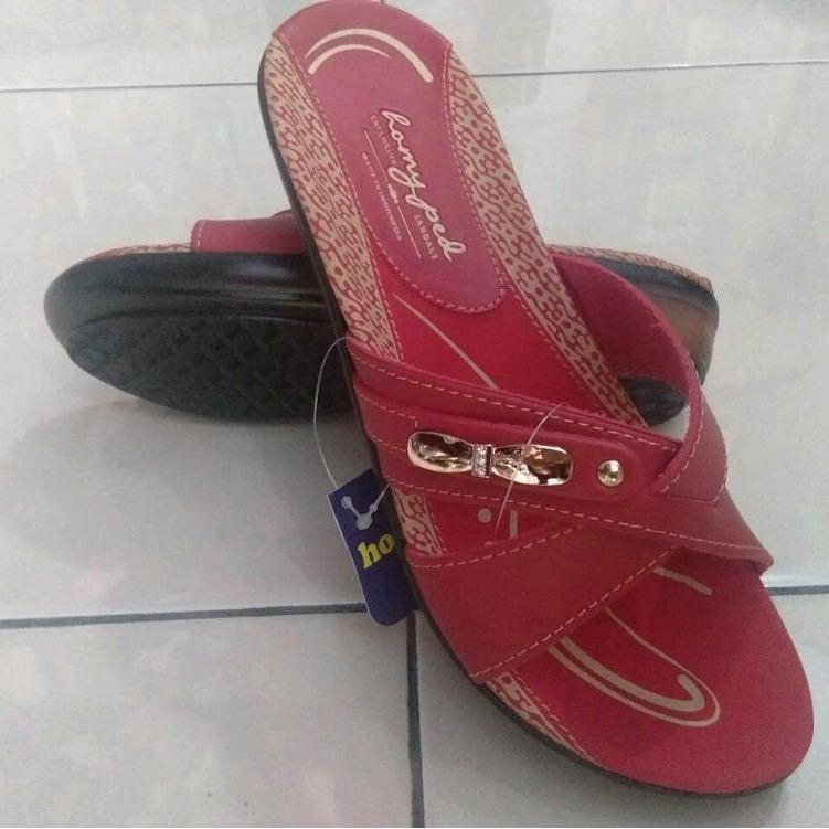 Homyped sandal wedges wanita mudita b 43 36-40