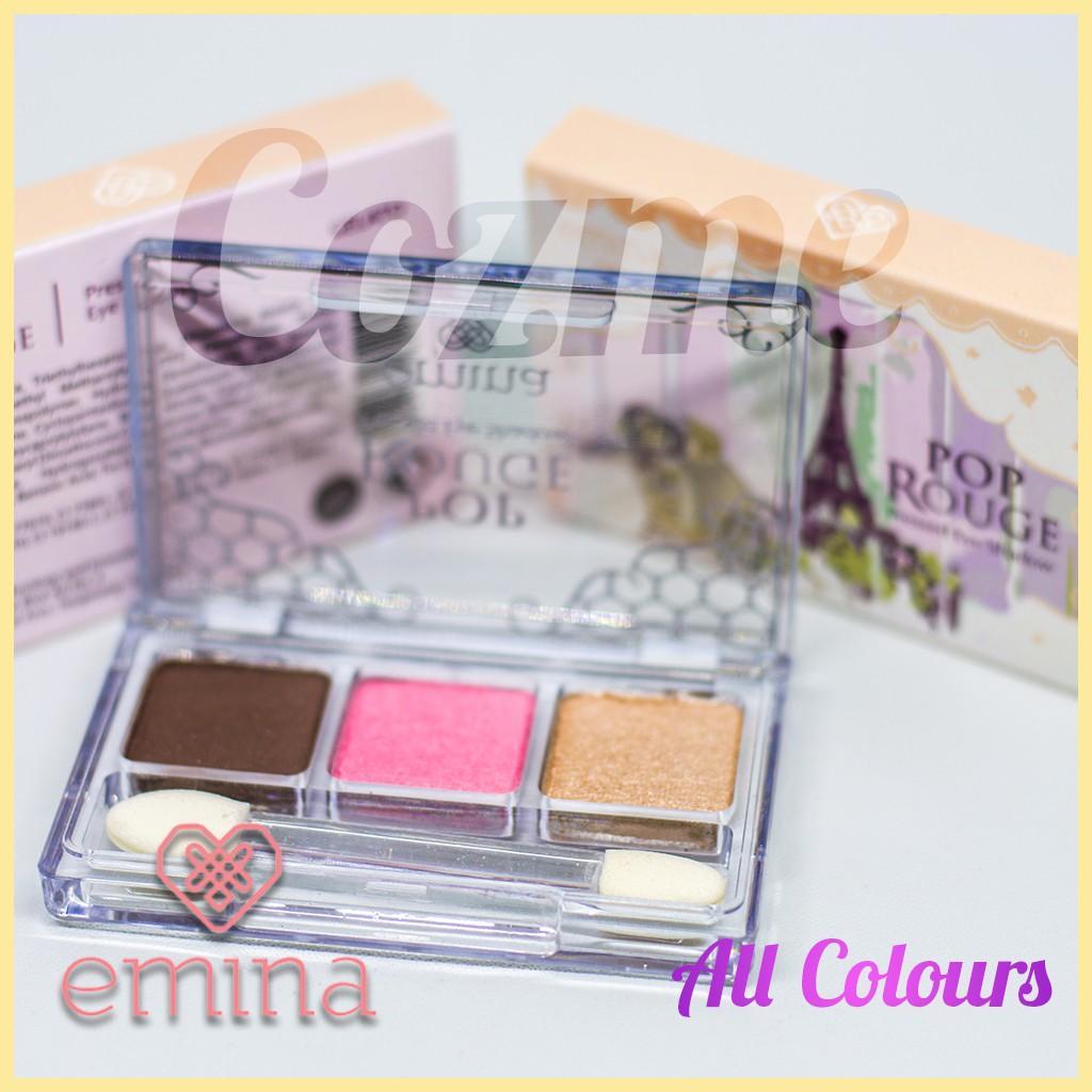 Emina Pop Rouge Pressed Eye Shadow