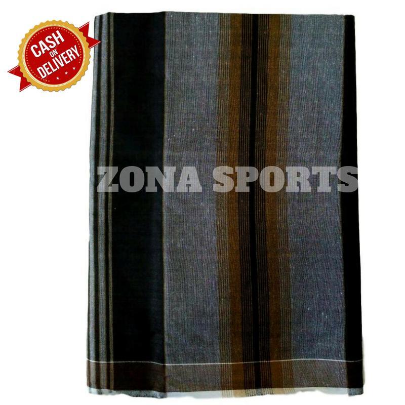 Zona Sports Sarung Muslim Eksklusif / Bukan Model Sarung Tangan Motor Celana Wadimor Gajah Duduk Songket Polos Bhs Bantal dan Songket / Sarung  Laki-laki Dewasa Murah S7