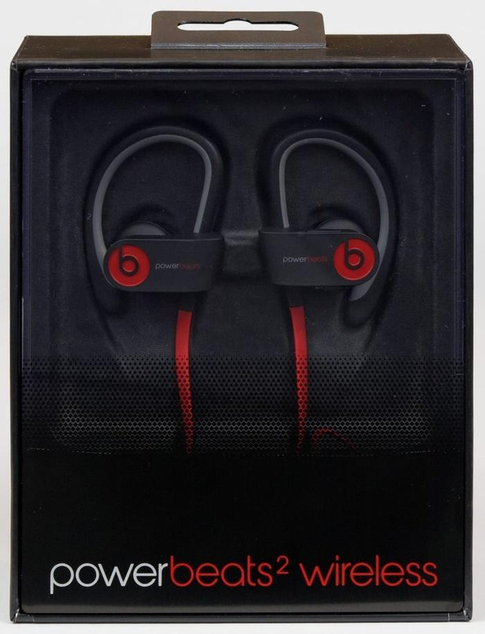 IN-EAR POWERBEATS 2 BLUETOOTH WIRELESS HEADSET OEM A++ MONSTER BEATS