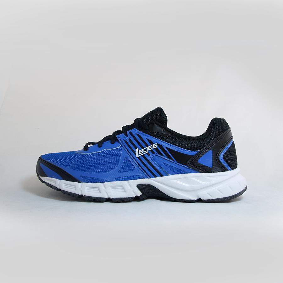 Legas Mens Running Iron LA Sepatu Lari aa17a567ec