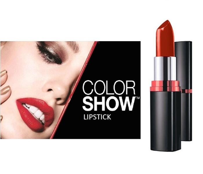 Maybelline Color Show Lipstick / Harga Terjaungkau !! Lipstik Maybelline Color Show / Lipstik Maybelline Best Produk