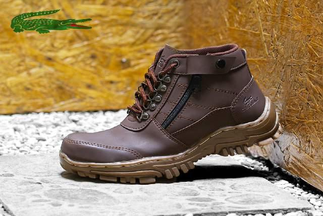 sepatu pria boots terkeren terlaris