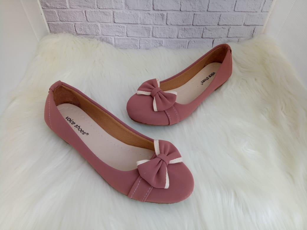 93+ Aneka Contoh Model Sepatu Wanita Teplek Paling Keren