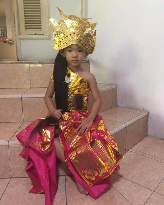 Baju Adat Bali Untuk Anak - Anak