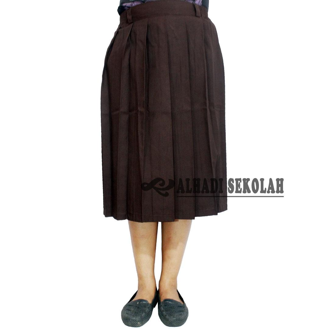 Harga rok pendek sekolah rempel pramuka sd ukuran 5 s d 13 rpc004 batik   HARGALOKA.