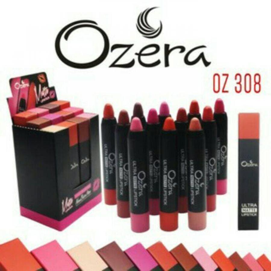 Ozera Ultra Matte Lipstick BPOM - PROMO!! Lipstik dan Pensil Bibir