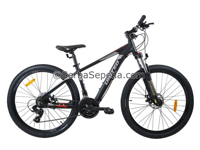 United Sepeda Gunung MTB Monanza 4.0 27.5 - GRATIS ONGKIR & PERAKITAN KHUSUS JABODETABEK