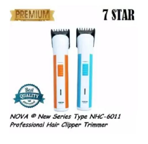 Alat Cukur Rambut 7STAR - Professional Hair Clipper Trimmer Alat Cukur Pangkas Potong Rambut NHC 6011 - Random