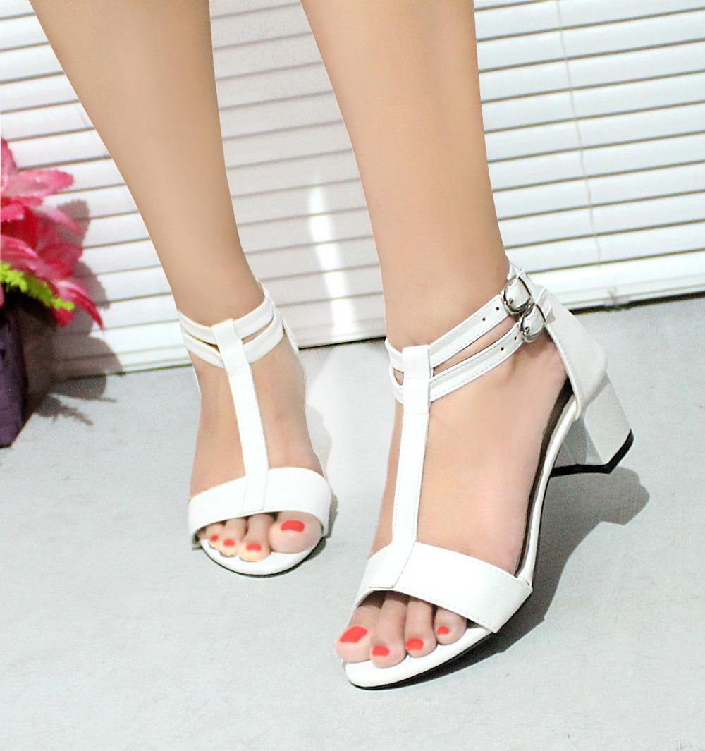Promo Produk Terlaris Harga Termurah - Ellen Taslim High Heels Pesona SPK.09 - Putih