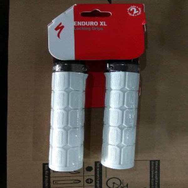 Specialized Enduro XL Locking Grip WHT