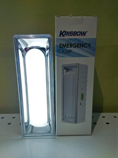 lampu darurat EMERGENCY LAMP KRISBOW