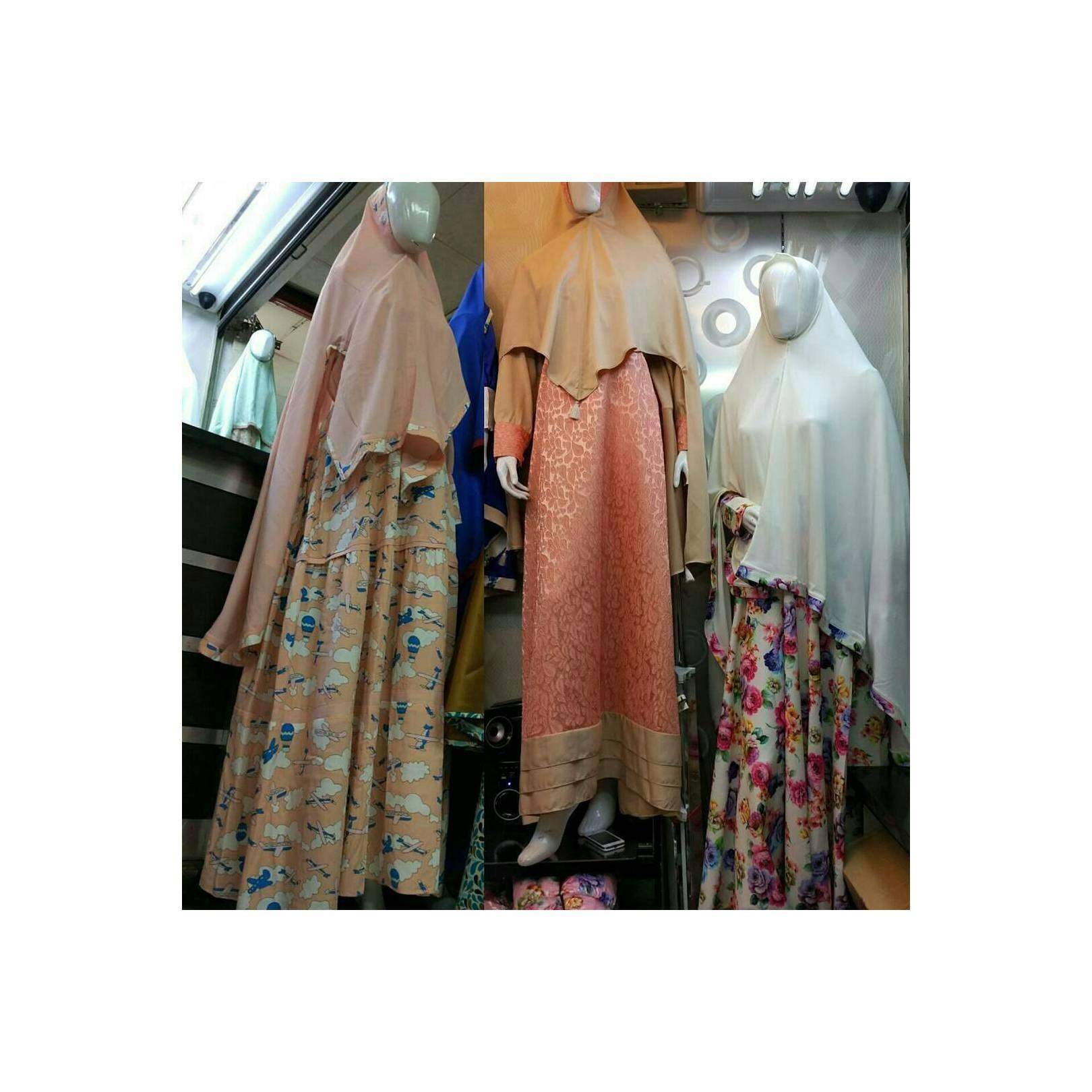 Fashion Muslim Set Gamis Anaya Collection (Kanan) @340.000