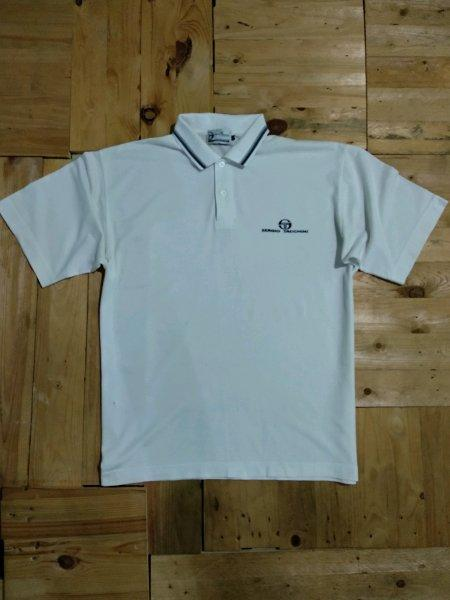 SERGIO TACCHINI TENNIS LAB CASUAL POLO SHIRT ORIGINAL NOT STONE ISLAND OR ELLESSE