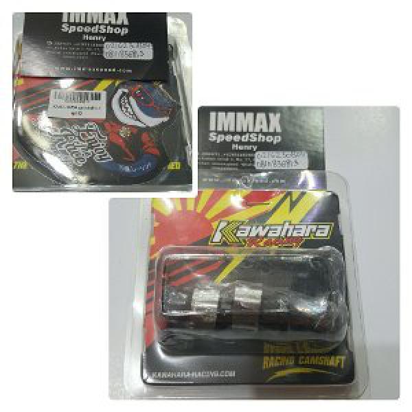 Noken AS KLX kawasaki kawahara racing K1 K2 cam shaft camshaft as klep dt 150 dtracker klx150 traba