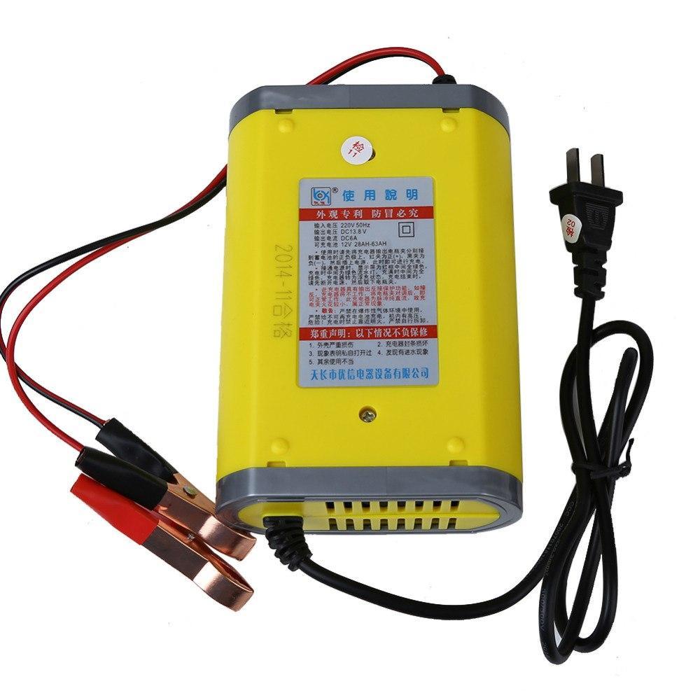 Charger Aki / Cas Pengisi Daya Baterai Portable Multifungsi 12V 2A By Sunpro 5H - 20AH