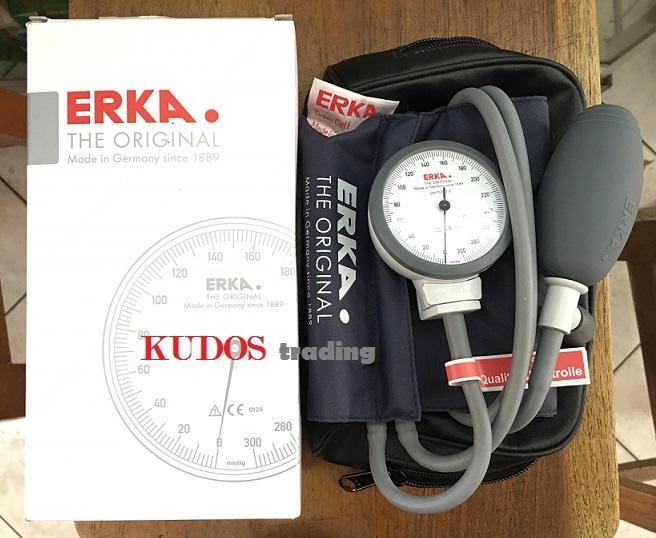 ORIGINAL - Erka Tensimeter Aneroid Switch 2.0 Simplex
