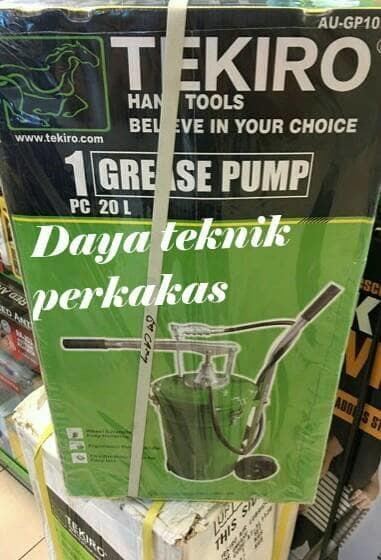 Pompa gemuk drum 20L