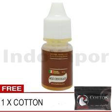Indo Vapor - IV Liquid LQ Smoke juice 0% Nikotin Liquid vape Liquid vape 10