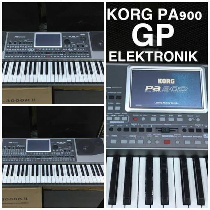 Original keyboard korg pa900(garansi 1 tahun)