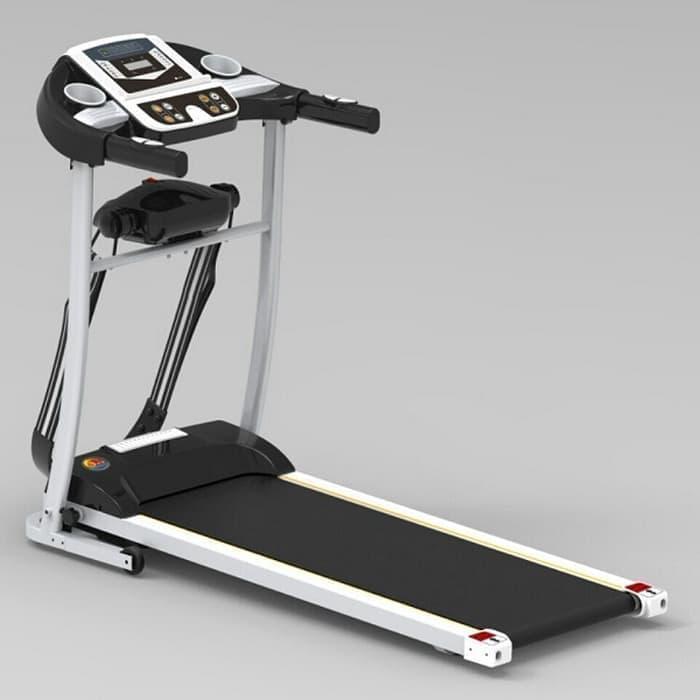 ISMART Treadmill Verona - Alat Fitnes Treadmil 2 Fungsi TERMURAH