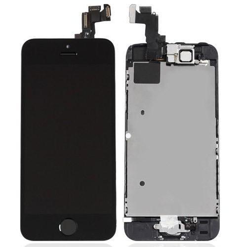 LCD IPHONE 5S HITAM ORIGINAL