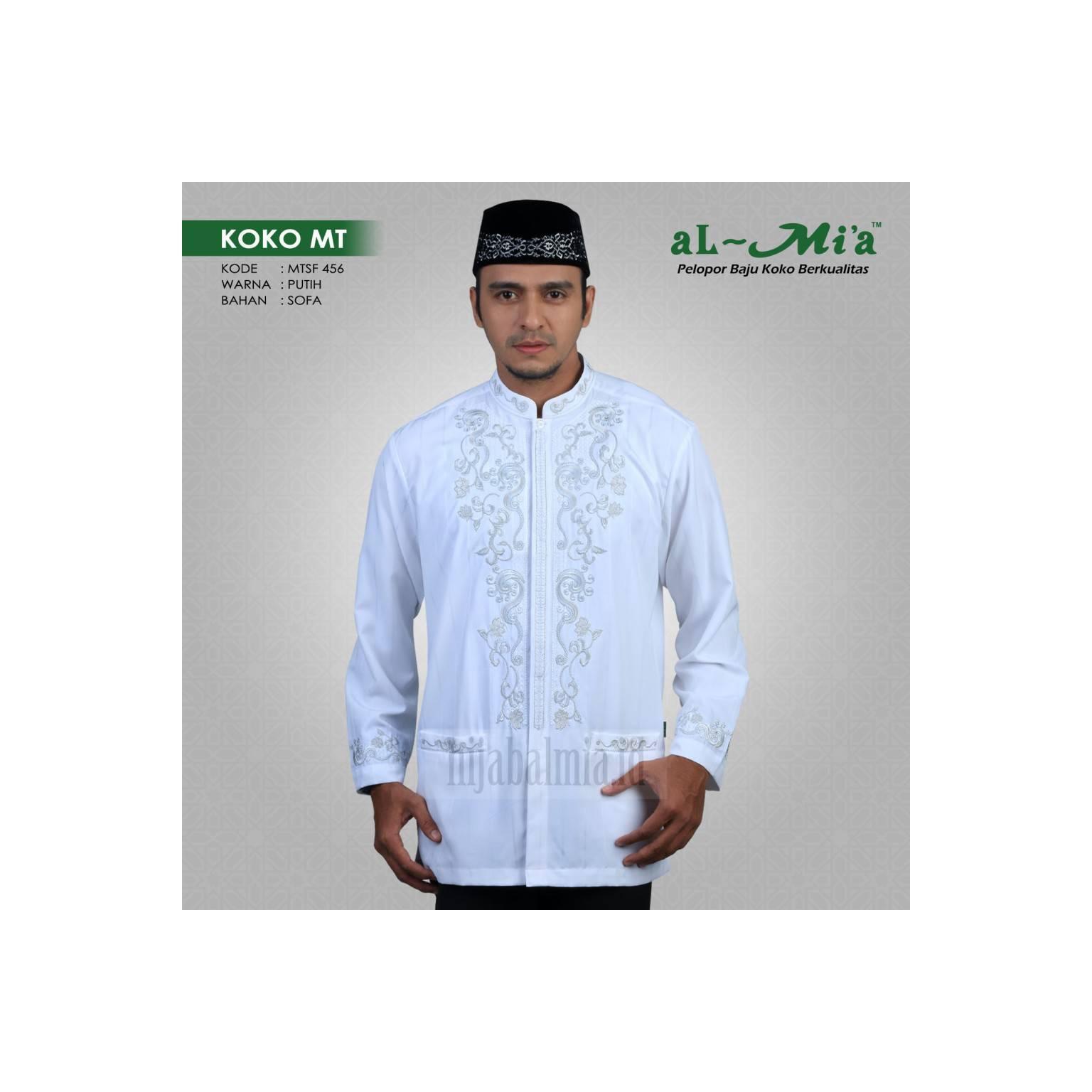 Baju Koko/Koko Muslim/ Koko Al-Mi'a MTSF 456