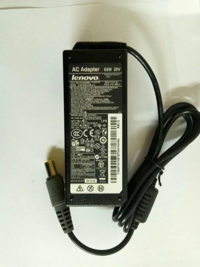Promo  Adaptor Charger ORI Lenovo Thinkpad T410,T420,T430,X200,X220,X230,L412  original