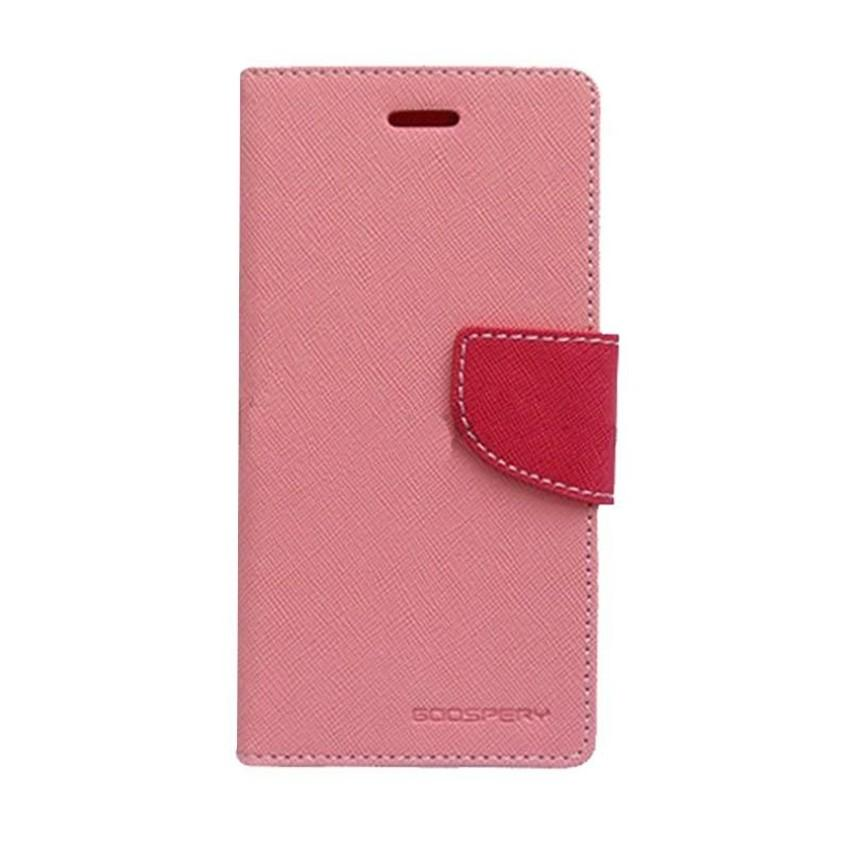 Mr Fancy Diary dompet for Lenovo S920 - Pink