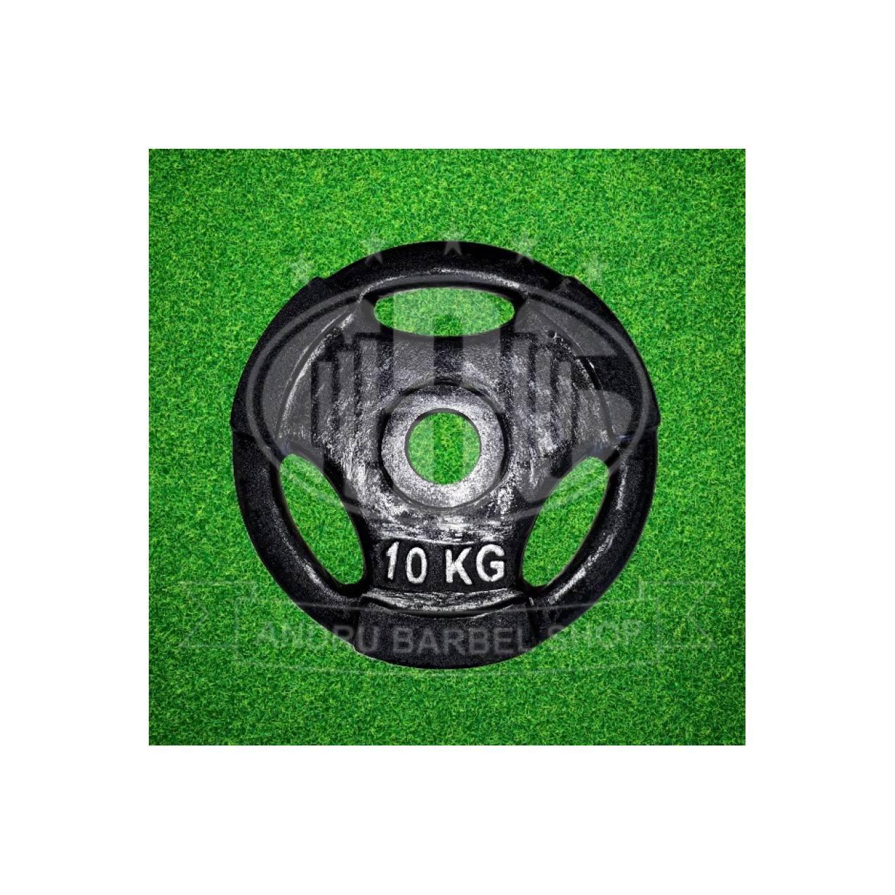 olympic plate 10kg (diameter 5cm)