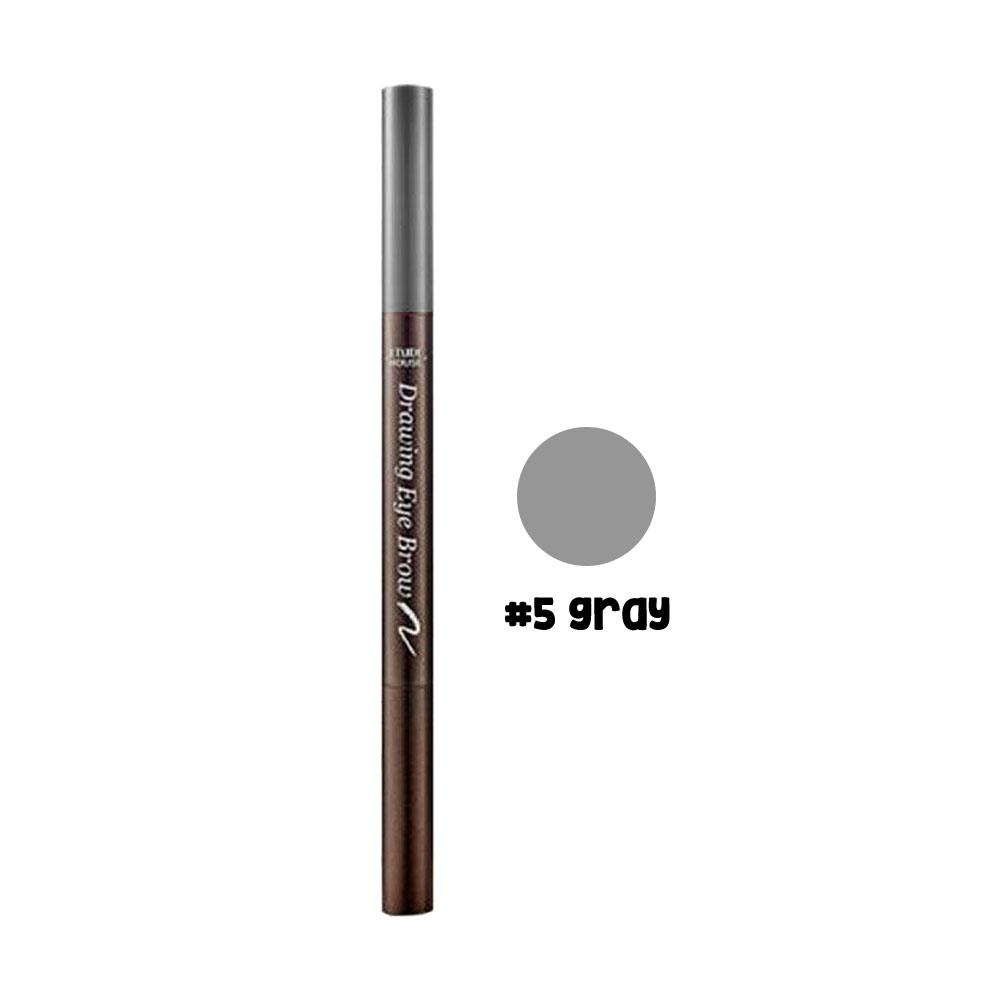 DRAWING EYEBROW ETUDE HOUSE EYE BROW+BRUSH - ETUDE DRAWING - KM -14