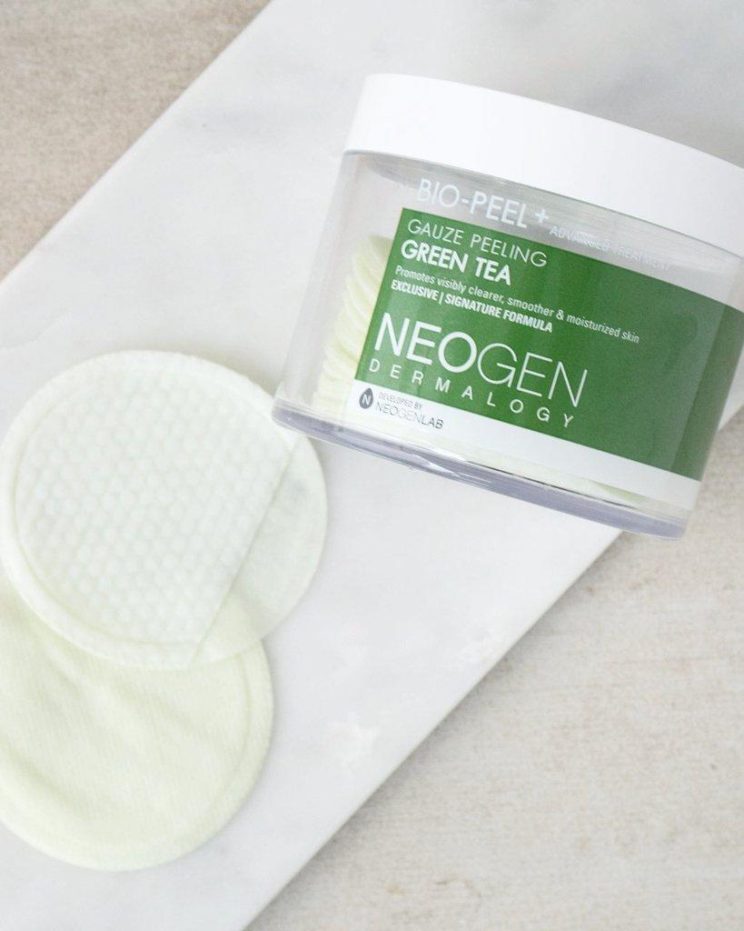 Neogen Dermalogy Real Fresh Foam Cranberry 160ml Bio Peel Gauze Peeling Green Tea 30 Pads