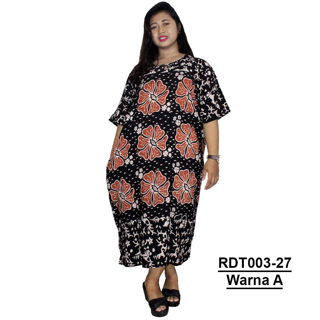 Longdress Batik Print LPT001-47E. Source · Daster Lengan Pendek Jumbo Batik Cap Halus Pekalongan, Baju Tidur, Leher Kerut (RDT003