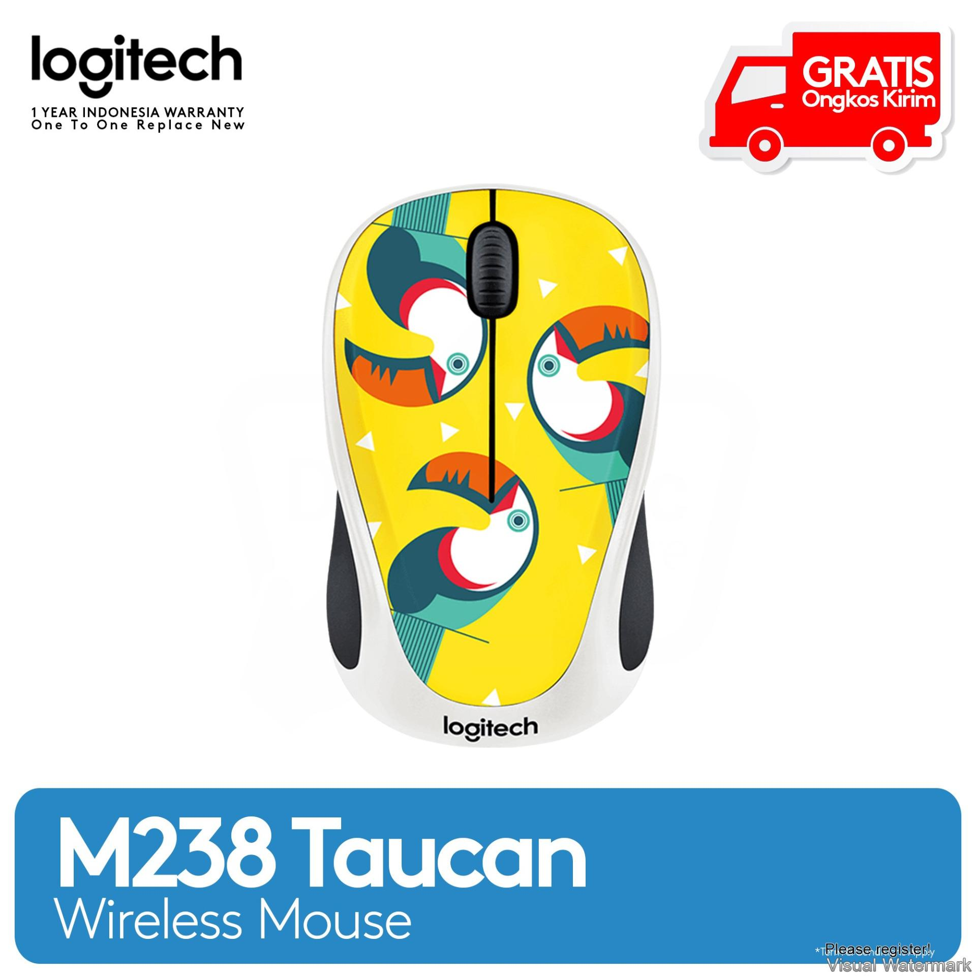 Buy Sell Cheapest Y M Mouse Best Quality Product Deals Logitech M331 Wireless Silent Garansi Resmi Original Party Collection M238 Toucan